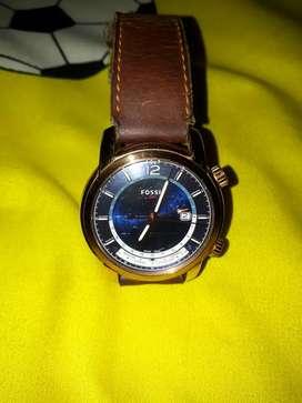 Reloj fósil original
