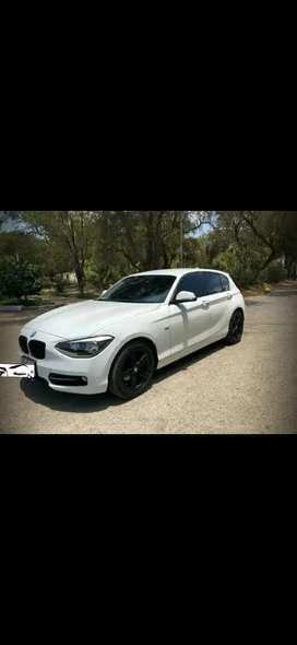 BMW 114i sport twuin turbo edición especial