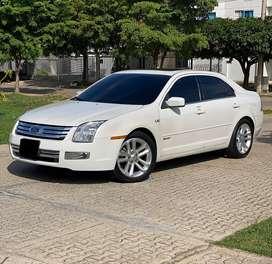 Ford Fusion V6 SEL Limited Edition, excelente estado, 65mil kilometros, Blanco Perlado! Todos los papeles al dia