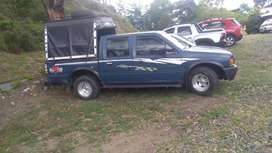 se vende camioneta  Luv 4 puertas