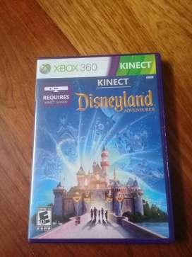 Disneylandia Xbox Adventures Kinect