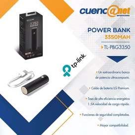 Power Bank PBG3350 / Bateria Portatil Tplink