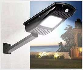 Lámpara Solar Led Para Exterior
