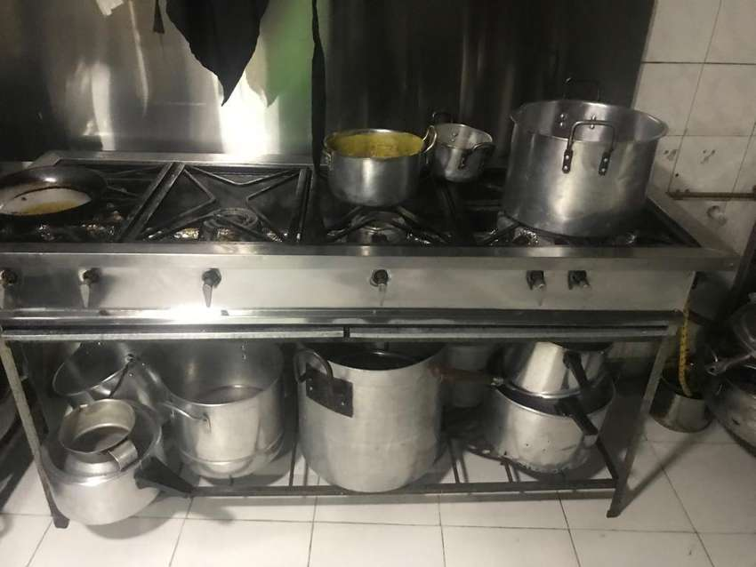 Menaje de cocina 0