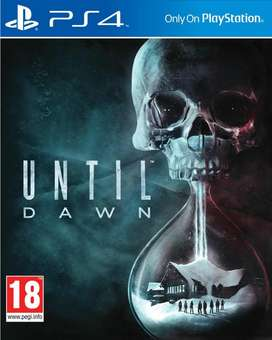 UNTIL DAWN PS4 SEMINUEVO