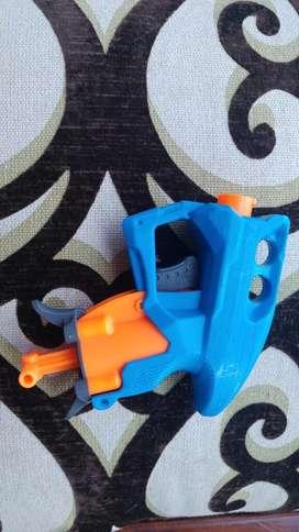 Nerf N-strike Nanofire Azul