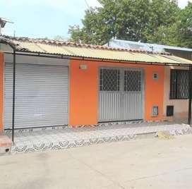 Casa con local comercial en venta, Neiva Huila estrato 2 excelente oportunidad