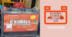 Bateria Exiwill 42600