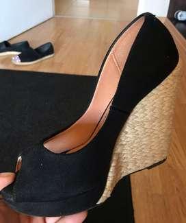 Vendo Zapato Vizzano Talle 38 Impecable
