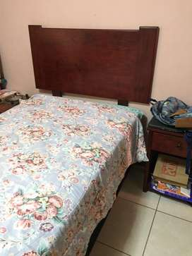 Juego de dormitorio incluido colchon Y diversos muebles