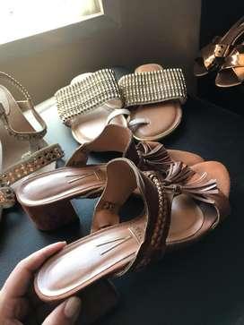 Zapatos Usados, Talle 38, 500  Par