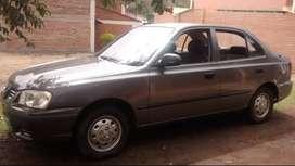 Vendo Hyundai Accent 2002