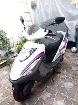 Moto elite honda