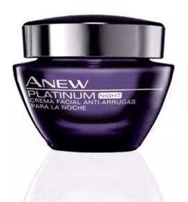 Crema Anew Platinum Noche