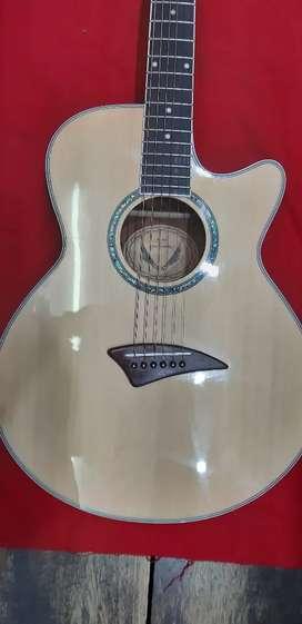 Se vende guitarra dean electroacustica