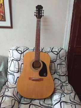 Vendo 2 guitarras acústicas de alta gama Yamaha/Epiphone
