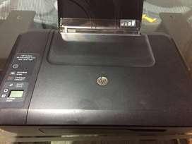 Impresora HP Deskjet ink Advantage 2515 - scanner