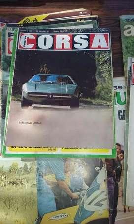 Coleccion Revistas Automovilismo .el pack.