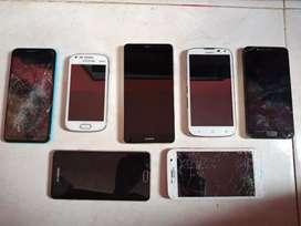 Vendo celulares para repuesto o reparar