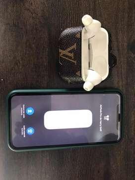 Iphone 11 Pro 64gb Blanco + AirPods