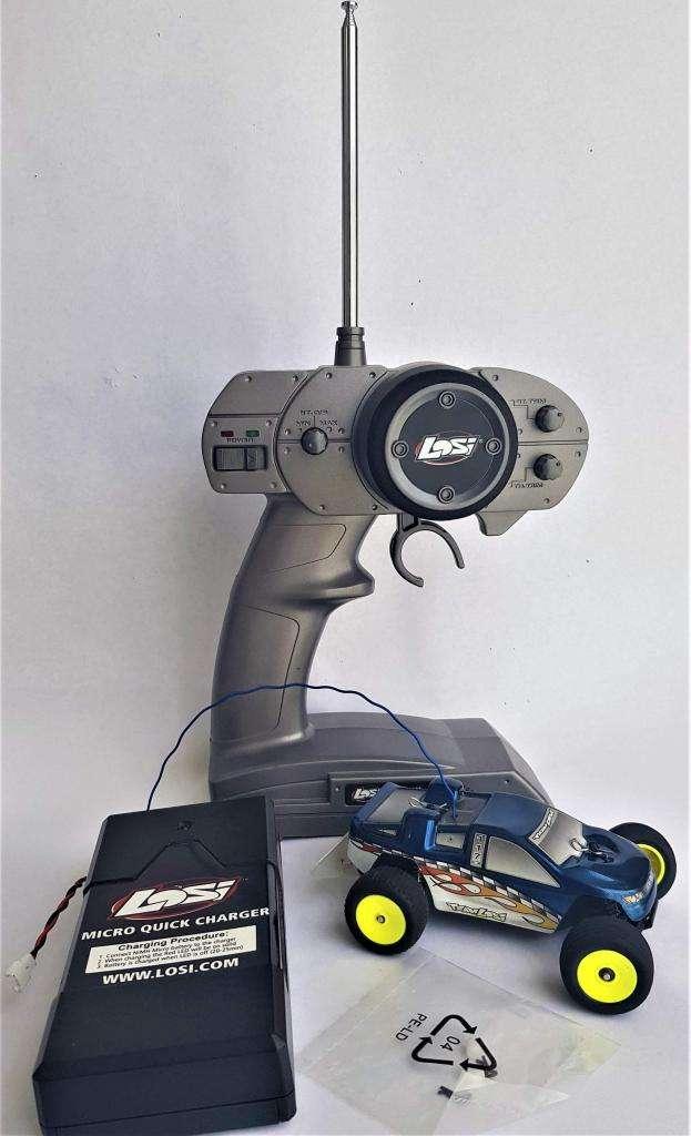 Carro Control Remoto Rc Micro Losi 1en36 0