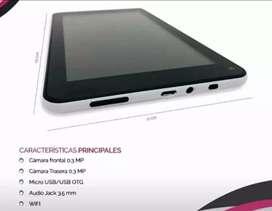 Tablet Android doble cámara 7