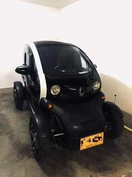 Renault twizy como nuevo para terminar de estrenar