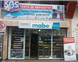 REPARACION DE ELECTRODOMESTICOS LAVADORAS, REFRIGERADORAS, CALEFONES, SECADORAS, A DOMICILIO.