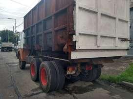 Camión kamaz 6x4