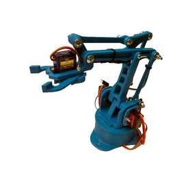 Brazo Robotico Arduino - Motores Incluidos