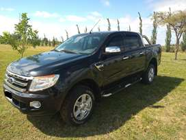 Ford Ranger 3.2 XLT 4x2 modelo 2012 117mil km