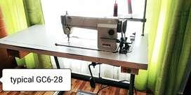 Máquinas de coser industrial