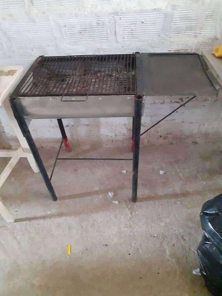 full asador a carbón 0