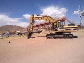 excavadora CAT 330 BL