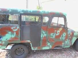 Jeep IKA 1961 TITULAR sin Deudas