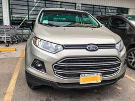 Ford ecosport 2.0 (143 cv)