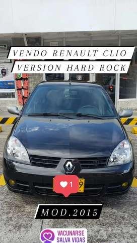 Vendo Clio Version HARD ROCK