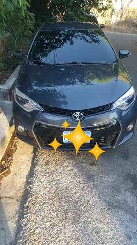 Toyota Corolla Version S 2014 $9,400 Negociable