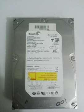 Disco Duro Seagate 750 GB, Caché 16 MB, 7200 RPM, SATA II (3.0 Gb/s), New Pull.B Cache