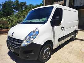 Vendo renault master L1 H1 impecable !