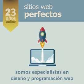 Diseñador de Páginas Web - Maquetador