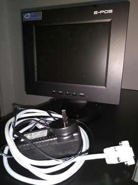 Monitor bajo Consumo 9 Pulgadas