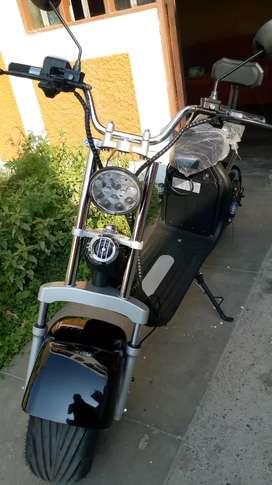 Moto electrica city coco