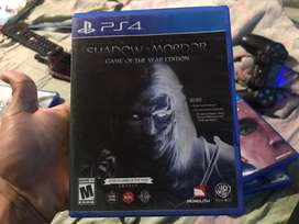 Shadow of mordor, edición juego del año