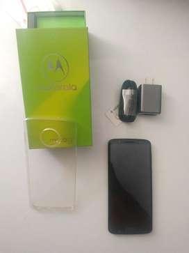 Motorola Moto G6 Plus de 64 Gb con 4 Ram