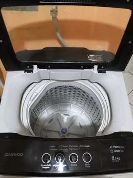 Vendo lavadora Daewoo 8..5 kl