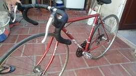 Se vende bicicleta semi profesional