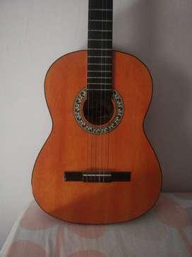 Venta de guitarra semi-nueva sin daños y de poco uso