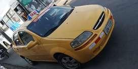 Vendo o cambio con camioneta doble cabina taxi