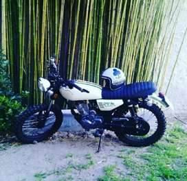Moto en Venta ( Caffe Racer)
